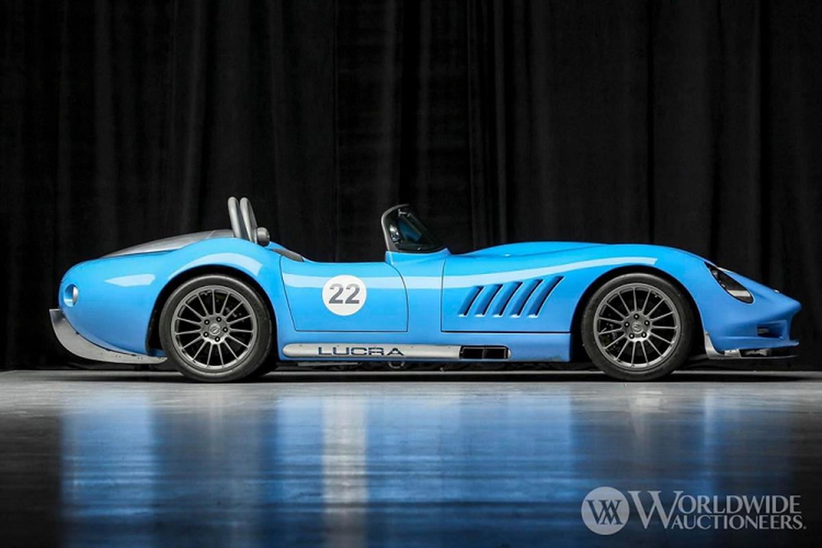 Lucra LC470 Roadster, sieu xe nhanh nhat the gioi chi 100.000 USD-Hinh-7
