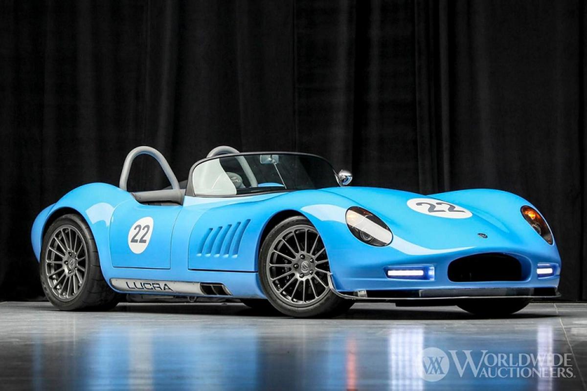Lucra LC470 Roadster, sieu xe nhanh nhat the gioi chi 100.000 USD