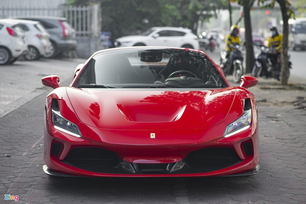 Chi tiet sieu xe Ferrari F8 Spider hon 20 ty dong tai Viet Nam-Hinh-14
