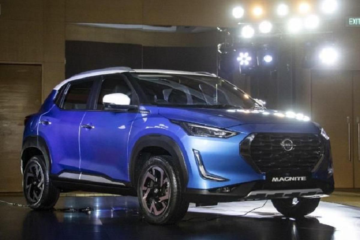 Xe gia re Nissan Magnite 2021 se khong ban tai Viet Nam?
