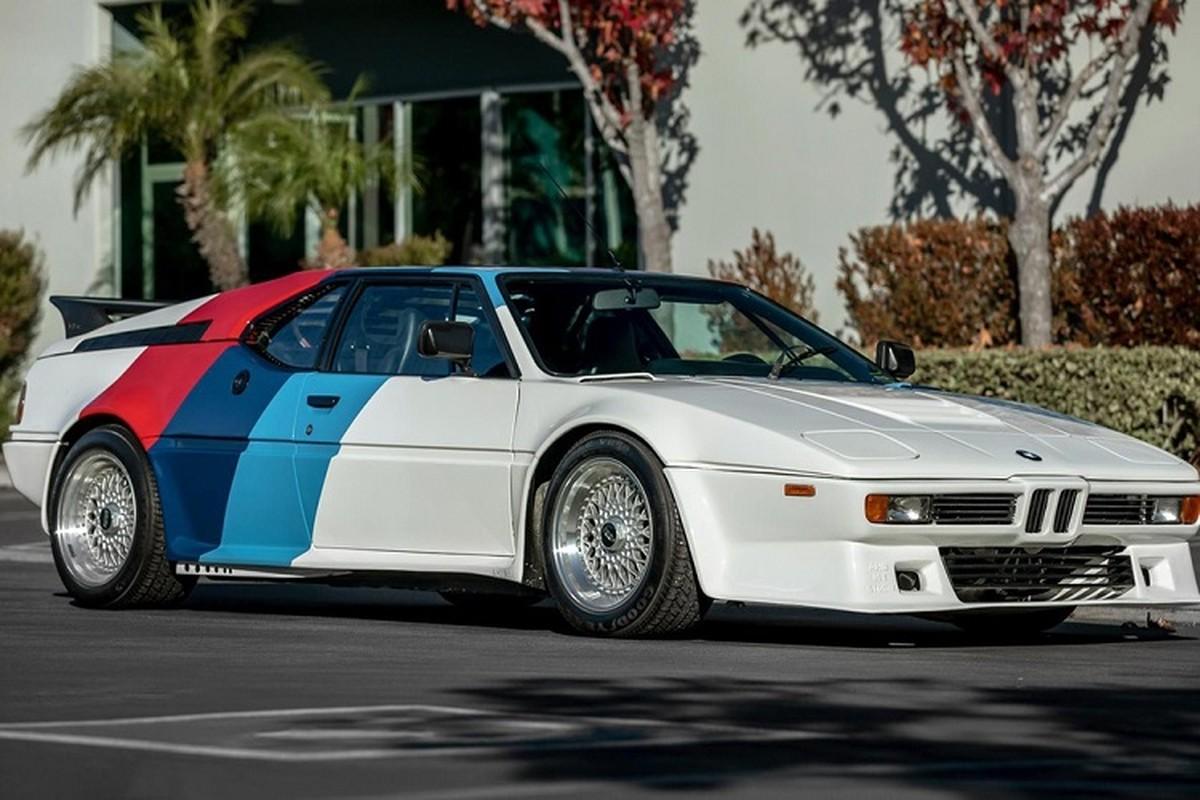 Dau gia BMW M1 cua tai tu Paul Walker, khoi diem 811 trieu dong-Hinh-2