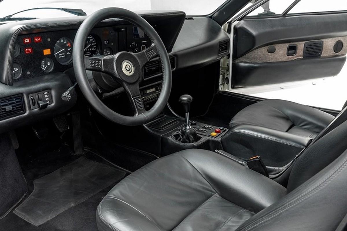 Dau gia BMW M1 cua tai tu Paul Walker, khoi diem 811 trieu dong-Hinh-5