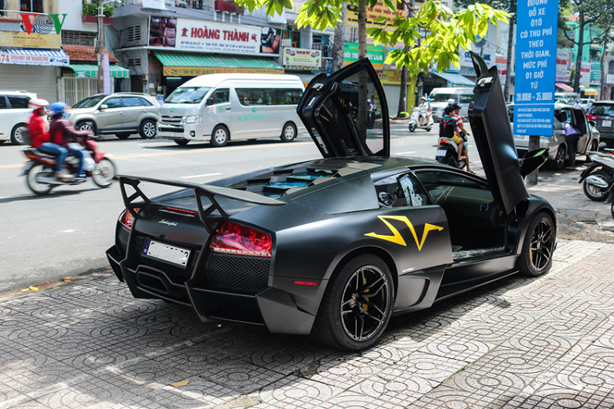 "Ngam ""bo gia"" Lamborghini Murcielago do Reventon trieu do o Sai Gon-Hinh-7"