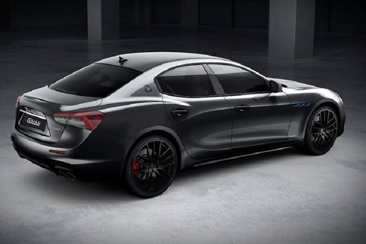 Maserati ra mat Sportivo dac biet cho sedan Ghibli va SUV Levante-Hinh-2