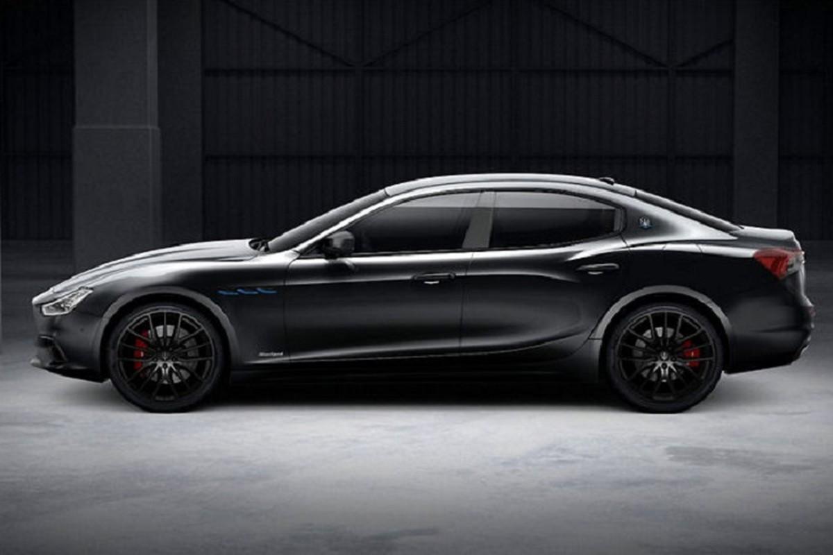 Maserati ra mat Sportivo dac biet cho sedan Ghibli va SUV Levante-Hinh-3