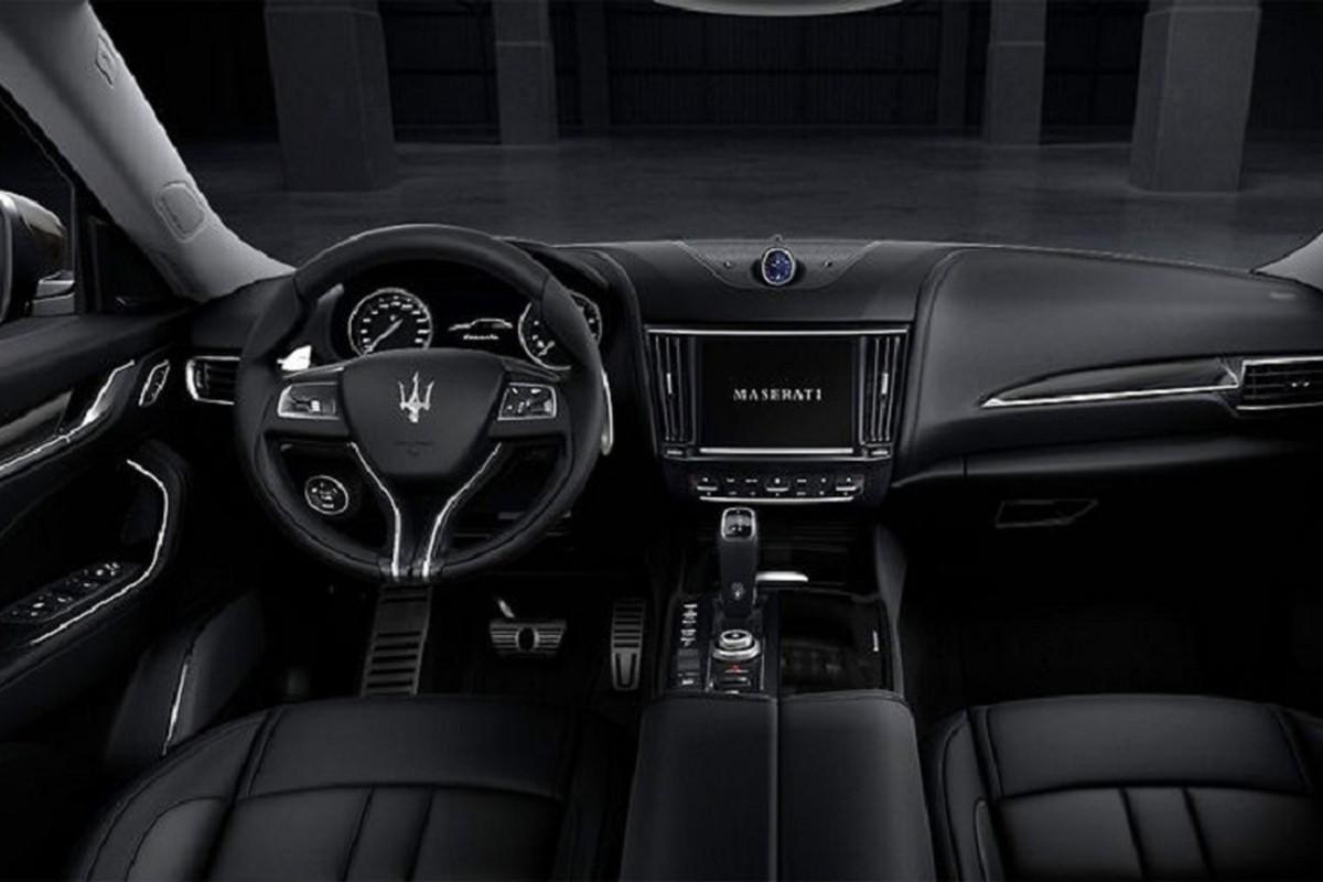 Maserati ra mat Sportivo dac biet cho sedan Ghibli va SUV Levante-Hinh-5