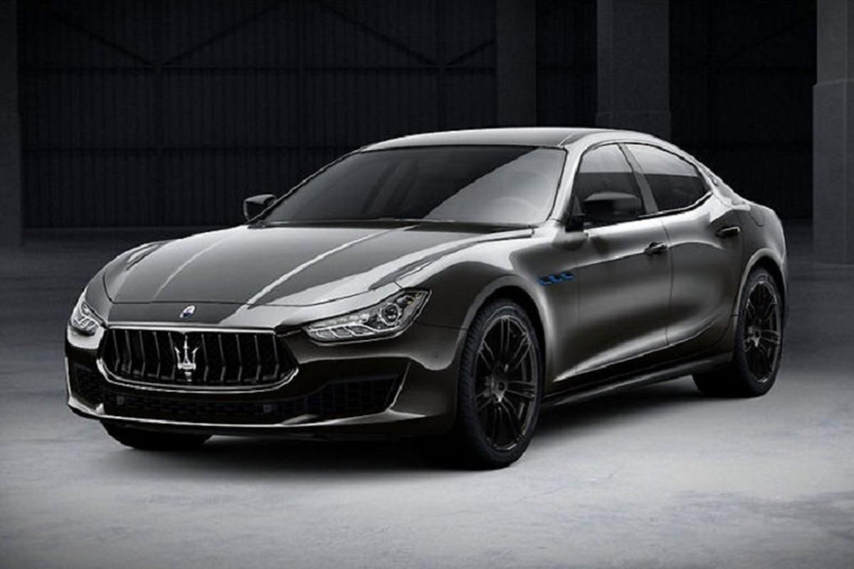 Maserati ra mat Sportivo dac biet cho sedan Ghibli va SUV Levante
