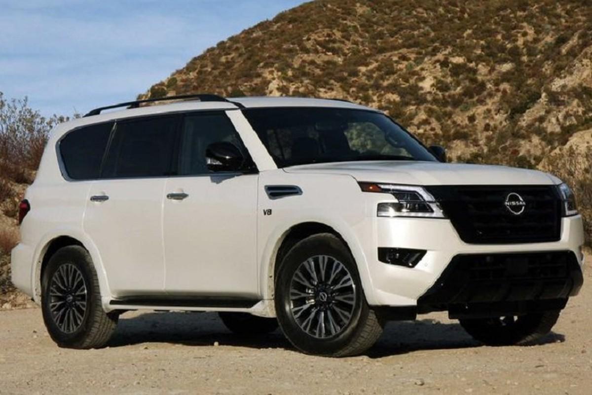 Nissan Armada 2021 hon 1 ty dong, co gi de