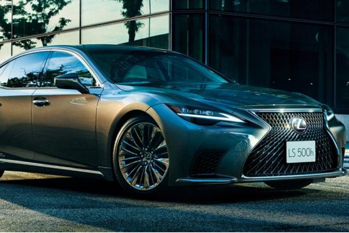 Lexus LS 500 2021