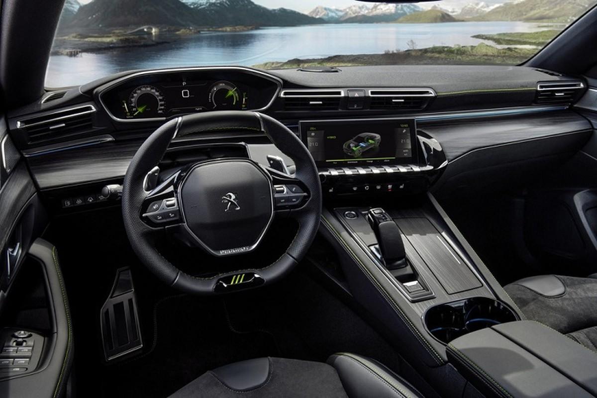 Ra mat Peugeot 508 PSE PHEV moi tu 80.900 USD tai Duc-Hinh-7