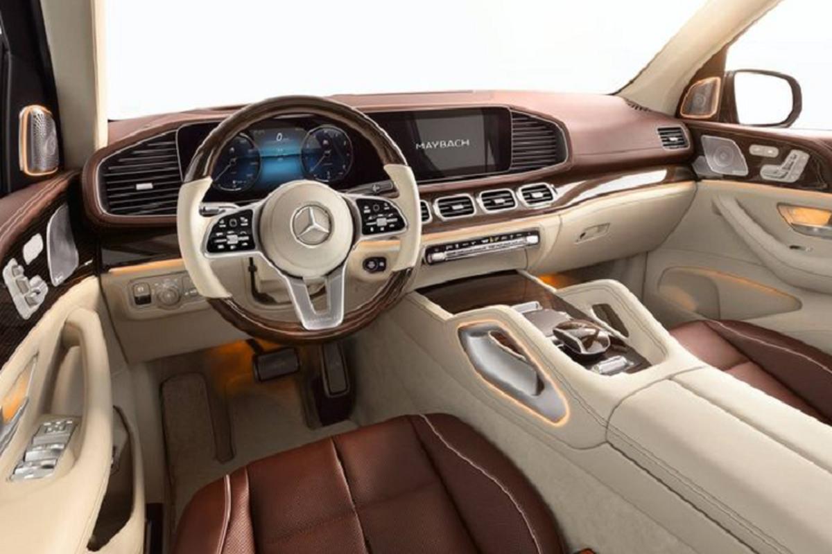 Mercedes-Maybach GLS 600 dau tien ve Viet Nam khoang 18 ty dong-Hinh-4