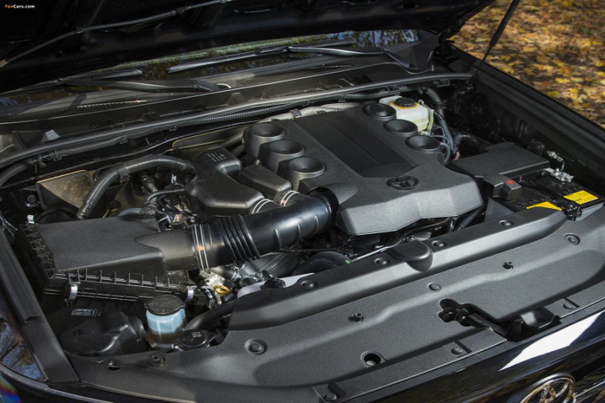 Co nen mua Toyota 4Runner 2013 nhap My, hon 2 ty o Sai Gon?-Hinh-5