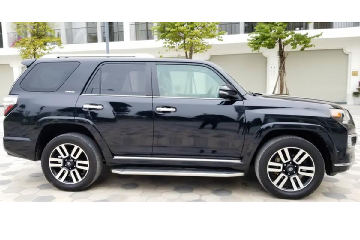 Co nen mua Toyota 4Runner 2013 nhap My, hon 2 ty o Sai Gon?-Hinh-8