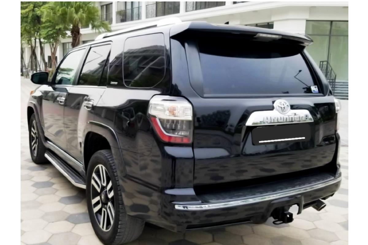 Co nen mua Toyota 4Runner 2013 nhap My, hon 2 ty o Sai Gon?-Hinh-9