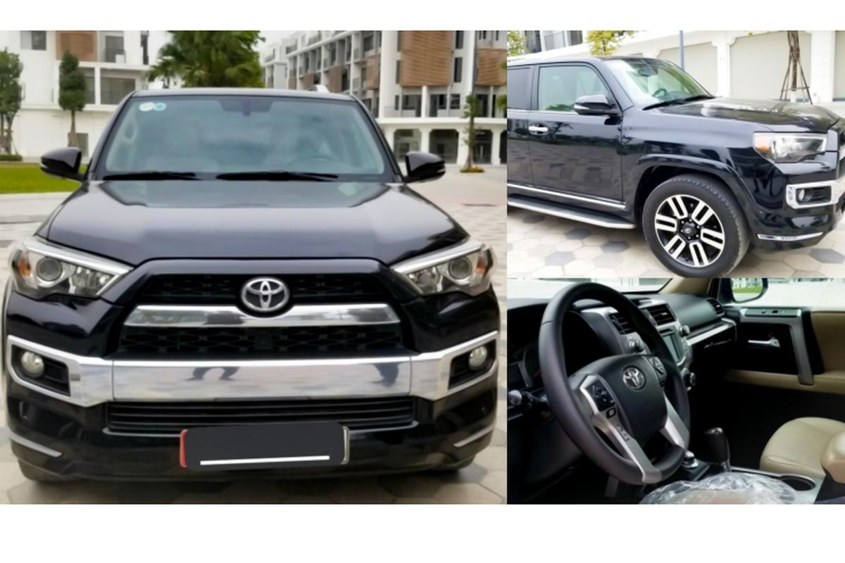 Co nen mua Toyota 4Runner 2013 nhap My, hon 2 ty o Sai Gon?