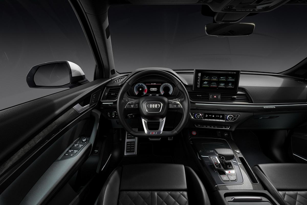 Audi SQ5 Sportback 2021, SUV lai coupe manh 336 ma luc-Hinh-2