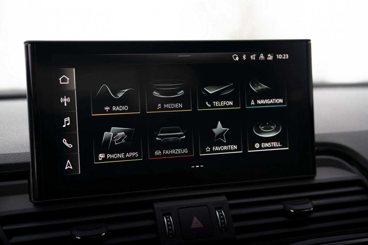 Audi SQ5 Sportback 2021, SUV lai coupe manh 336 ma luc-Hinh-4
