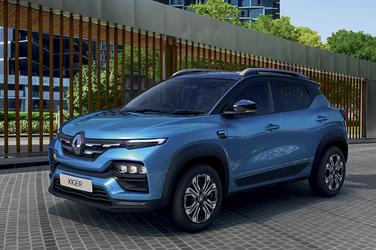 Renault Kiger 2021 gia re ra mat tai An Do, co ve Viet Nam?