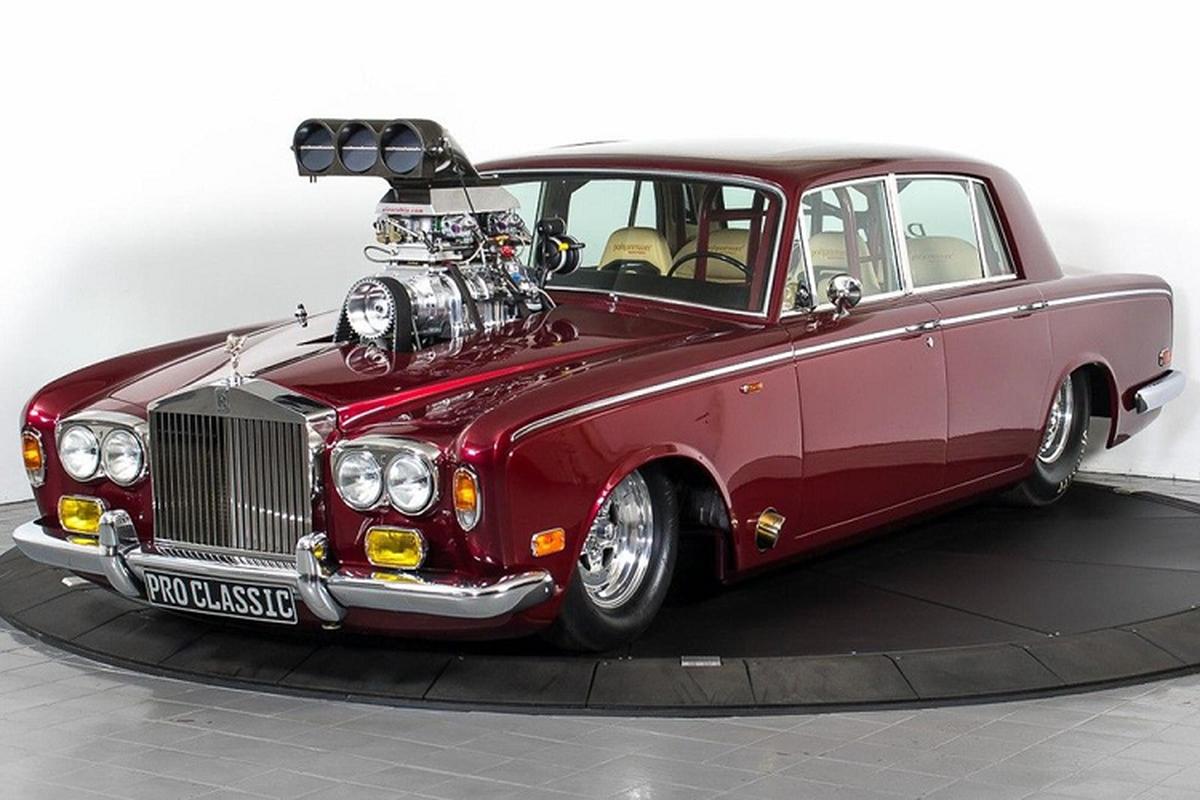 Rolls-Royce do xe dua drag doc nhat the gioi, hon 106.000 USD