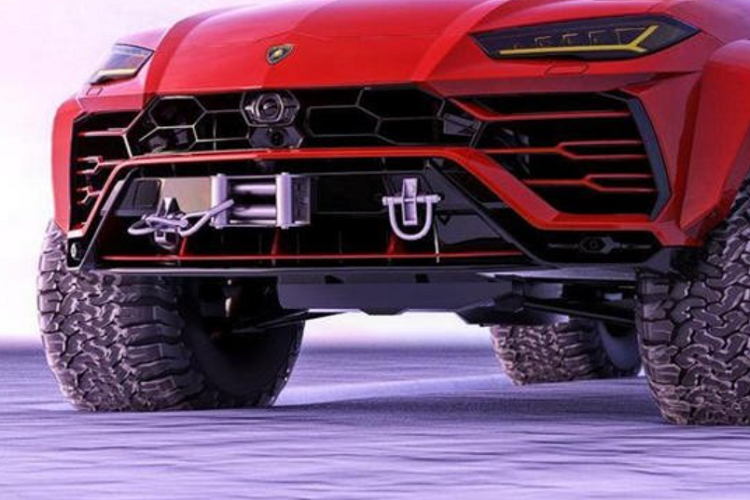Sieu SUV Lamborghini Urus do off-road se nhu the nao?-Hinh-2