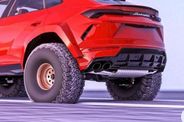 Sieu SUV Lamborghini Urus do off-road se nhu the nao?-Hinh-3