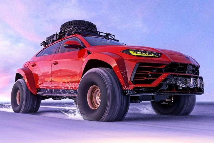 Sieu SUV Lamborghini Urus do off-road se nhu the nao?-Hinh-4