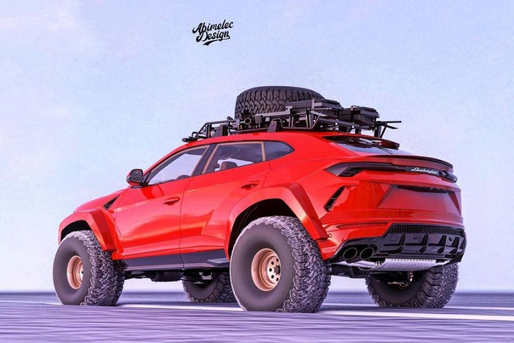 Sieu SUV Lamborghini Urus do off-road se nhu the nao?-Hinh-5
