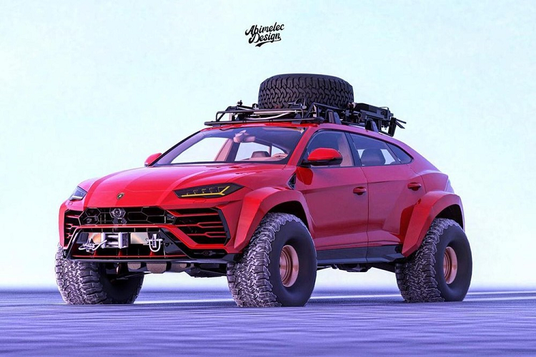 Sieu SUV Lamborghini Urus do off-road se nhu the nao?-Hinh-6