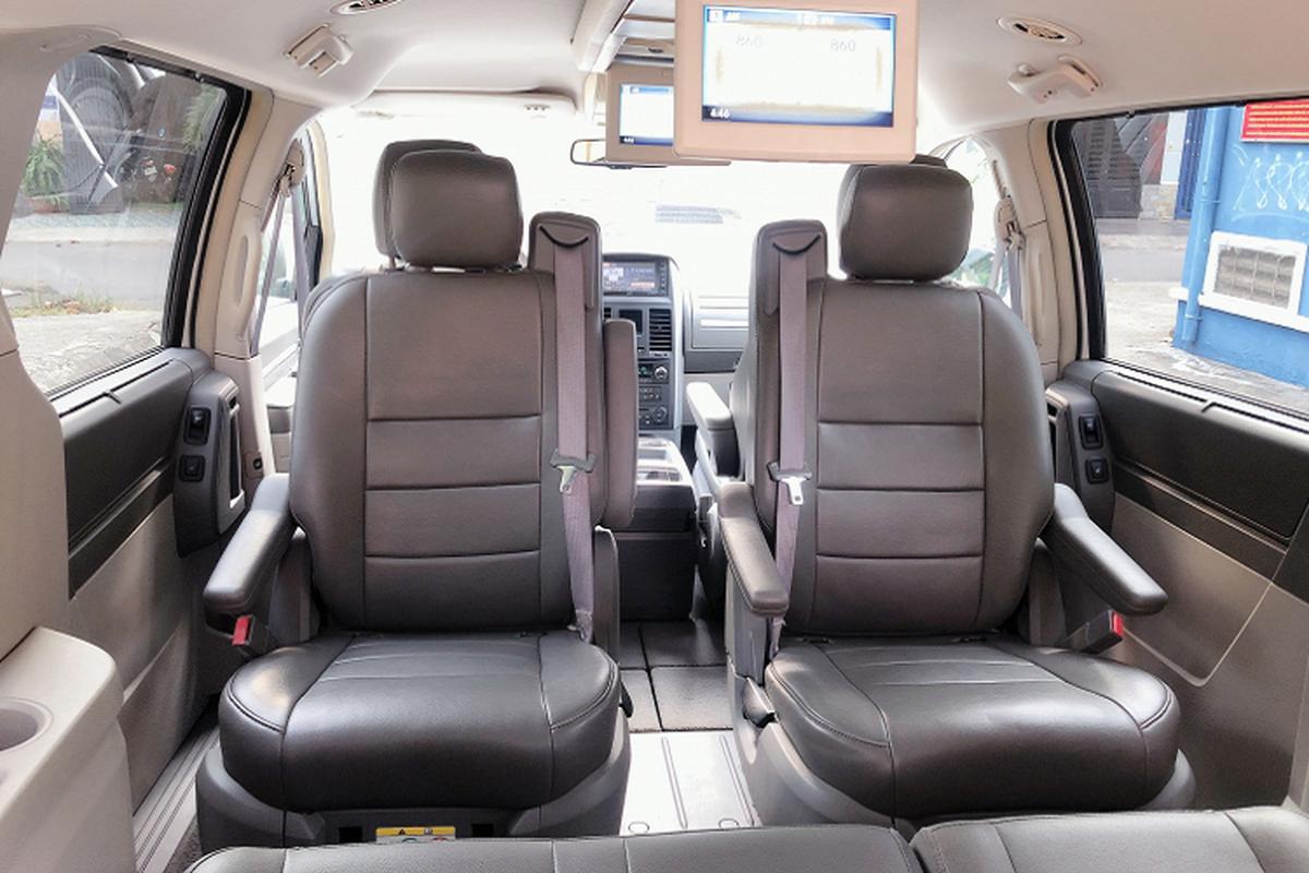 """Cua la"" Dodge Grand Caravan 7 cho, chi 685 trieu o Sai Gon-Hinh-8"