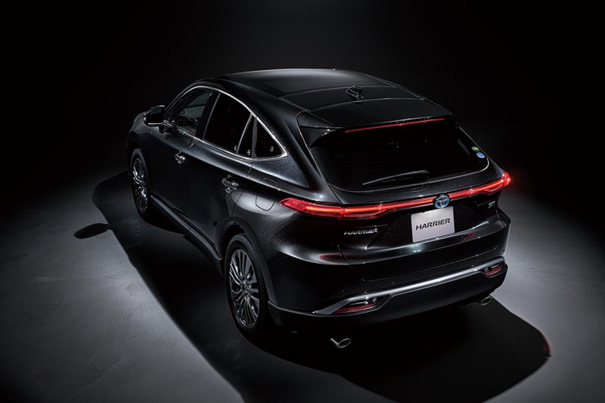 Toyota Venza 2021 ban ra tu 120.900 USD tai Singapore-Hinh-2