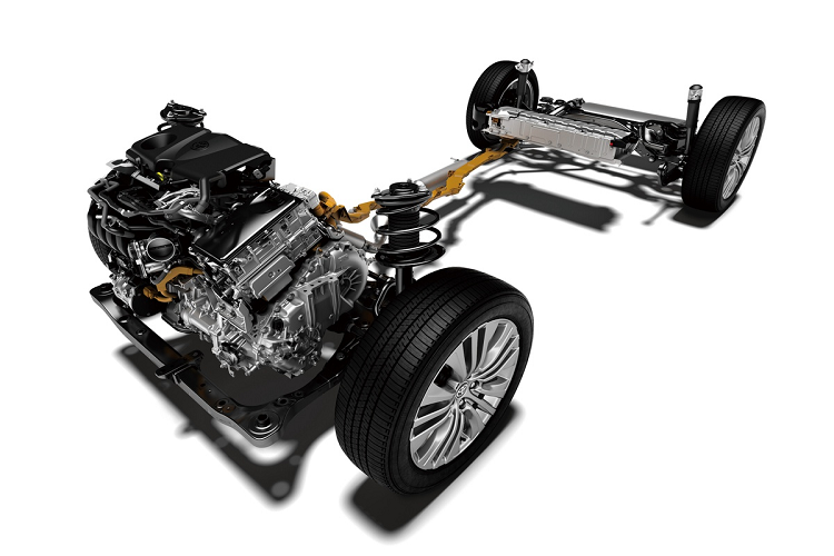 Toyota Venza 2021 ban ra tu 120.900 USD tai Singapore-Hinh-4