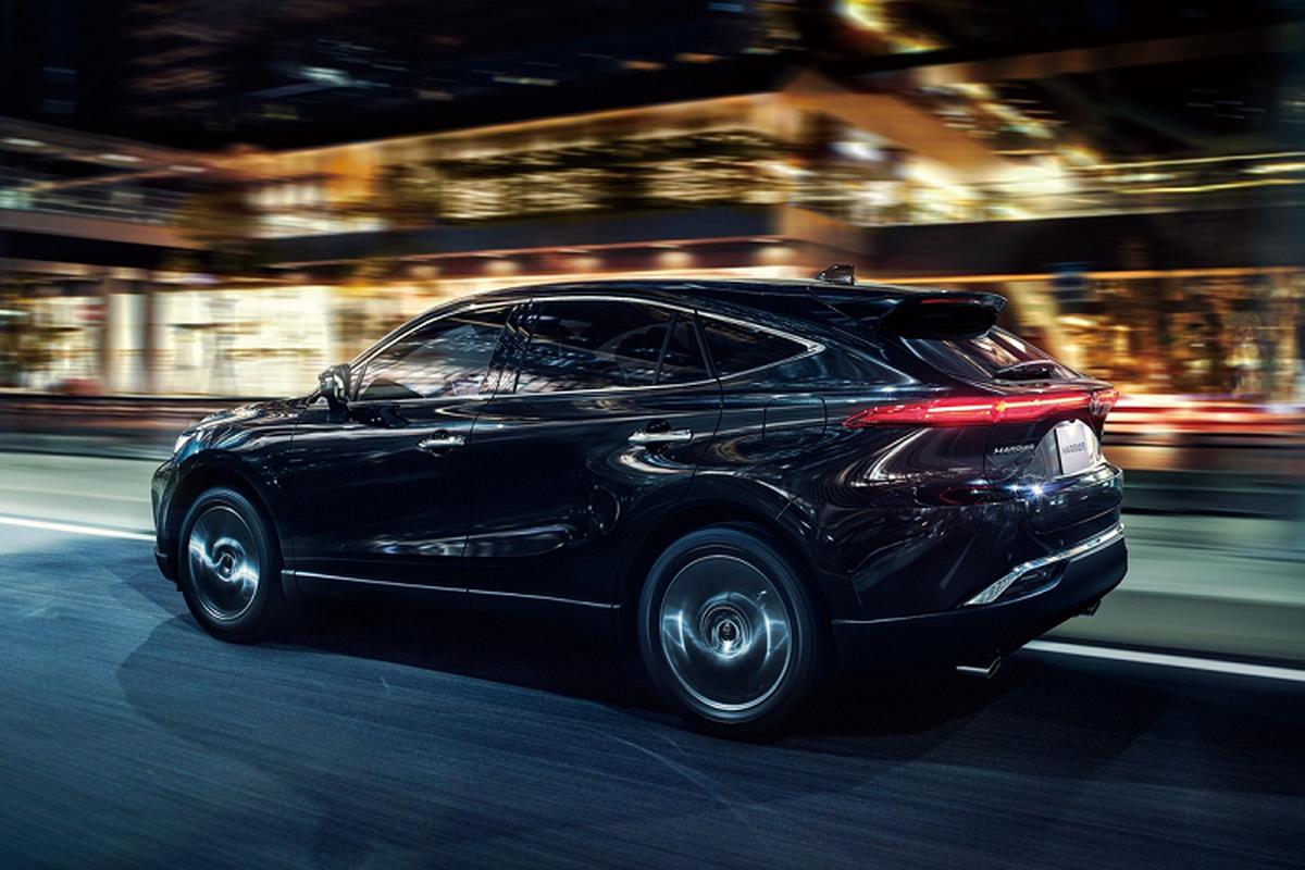 Toyota Venza 2021 ban ra tu 120.900 USD tai Singapore-Hinh-5