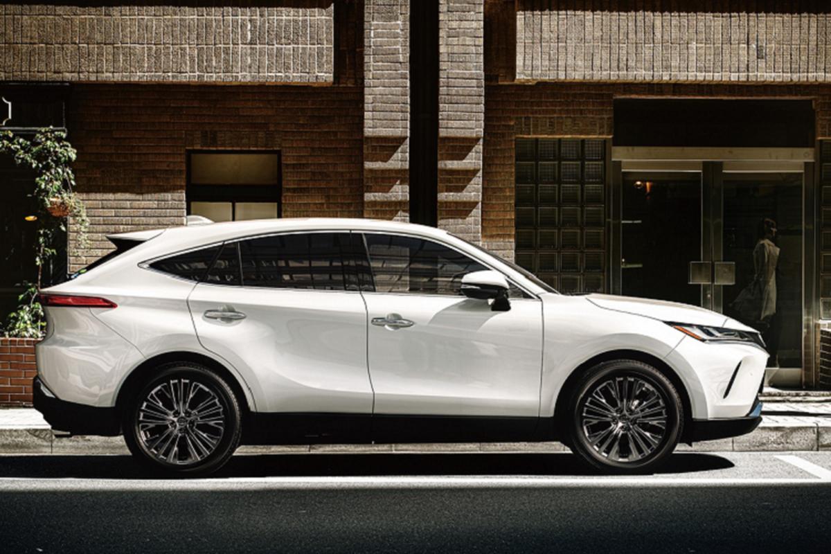 Toyota Venza 2021 ban ra tu 120.900 USD tai Singapore-Hinh-6