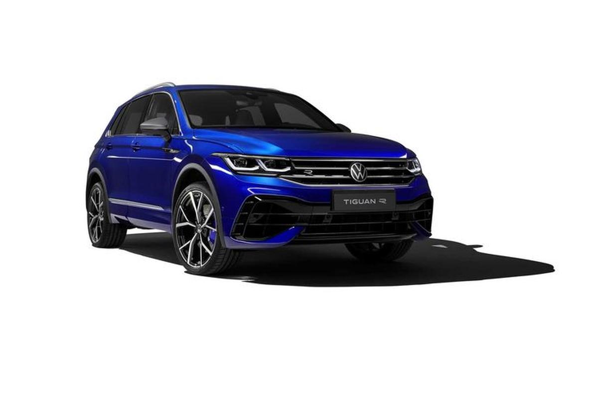 Ra mat Volkswagen Tiguan R hieu suat cao tu 1,5 ty dong-Hinh-2