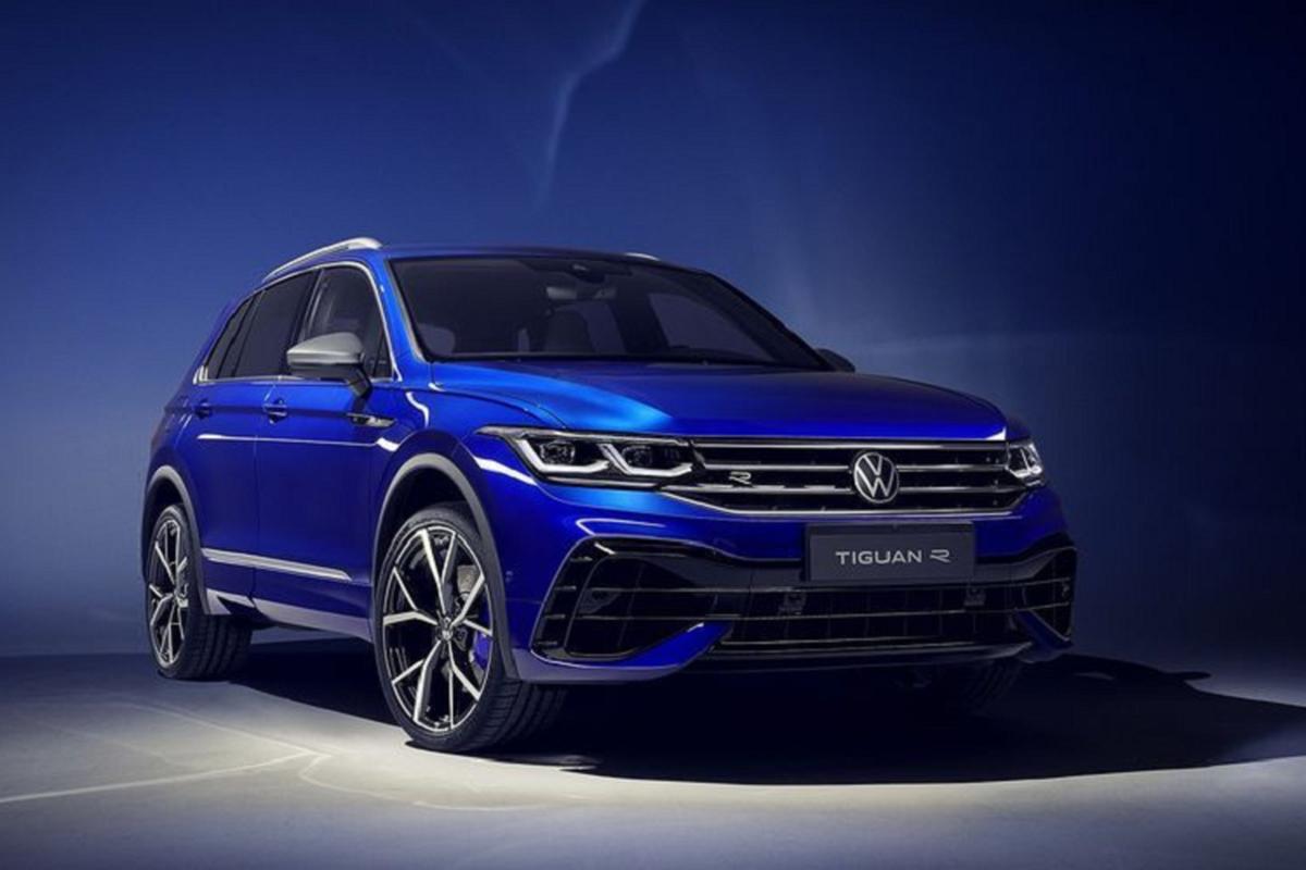 Ra mat Volkswagen Tiguan R hieu suat cao tu 1,5 ty dong