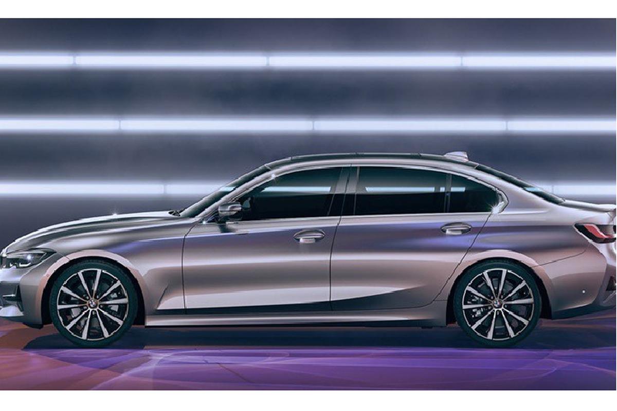 BMW 3-Series Gran Limousine 2021 tai Thai Lan, co ve Viet Nam?