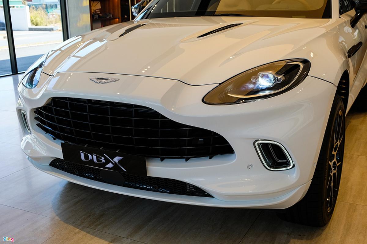 Sieu SUV Aston Martin DBX tai Viet Nam ban 16,69 ty dong-Hinh-16