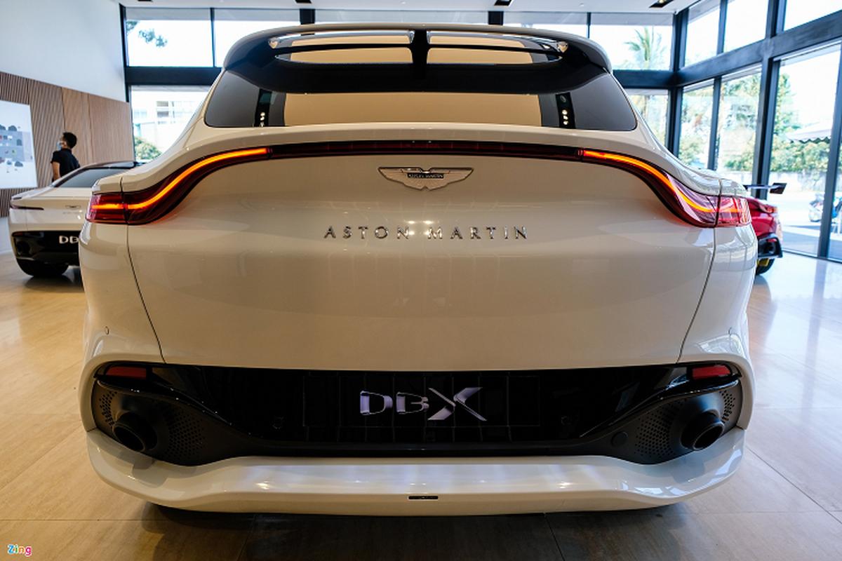 Sieu SUV Aston Martin DBX tai Viet Nam ban 16,69 ty dong-Hinh-3