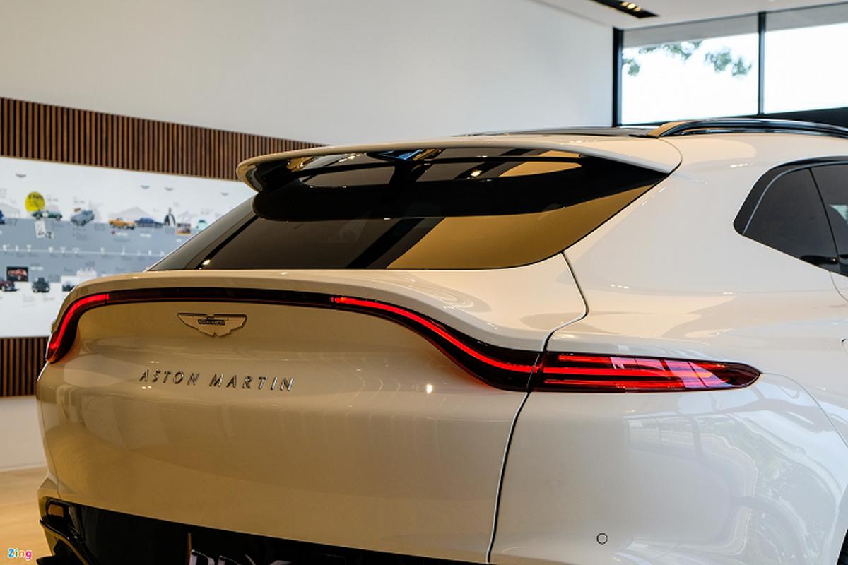 Sieu SUV Aston Martin DBX tai Viet Nam ban 16,69 ty dong-Hinh-7