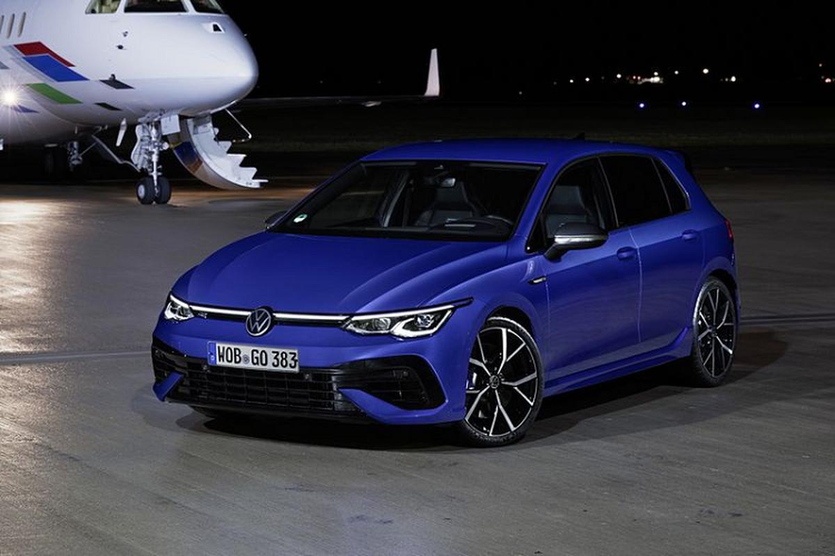Ngam Volkswagen Golf R 2021 the he moi