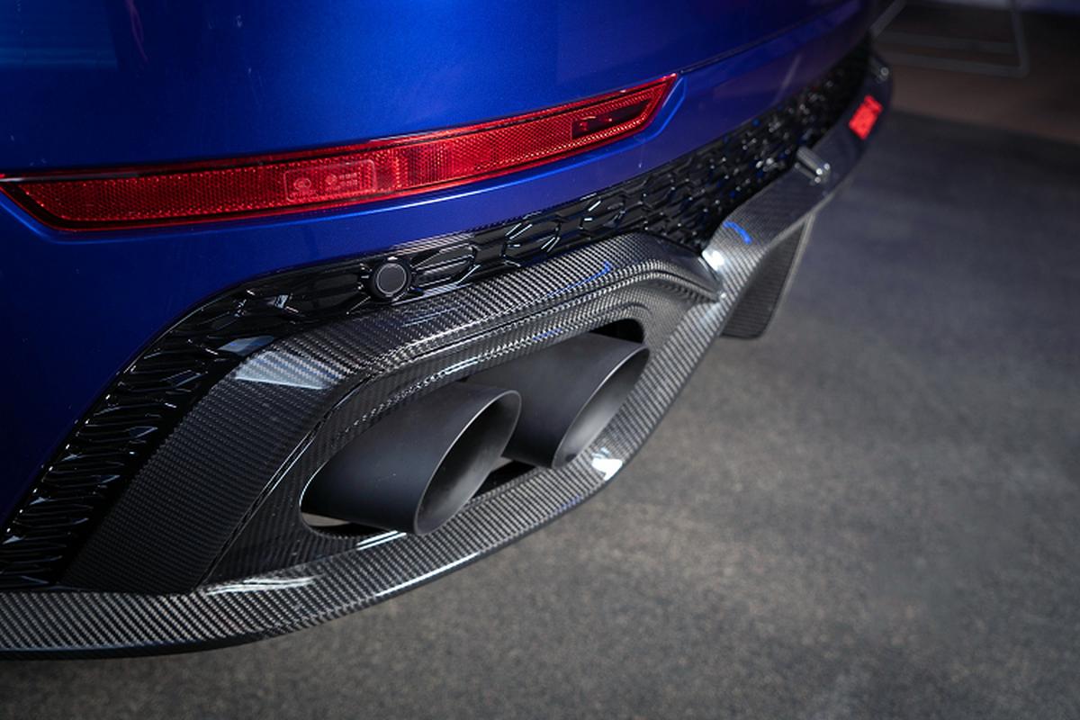 Audi RS Q8-R ban do cuc manh, toi 730 ma luc cua RS Q8-Hinh-5