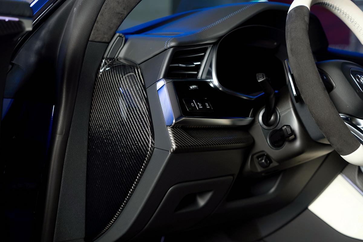 Audi RS Q8-R ban do cuc manh, toi 730 ma luc cua RS Q8-Hinh-6