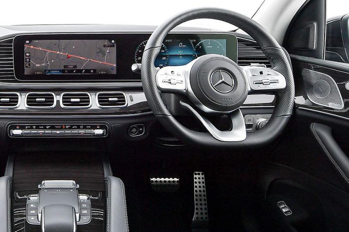 Mercedes-Benz GLS may dau 5 ty dong Thai Lan, sap ve Viet Nam?-Hinh-5