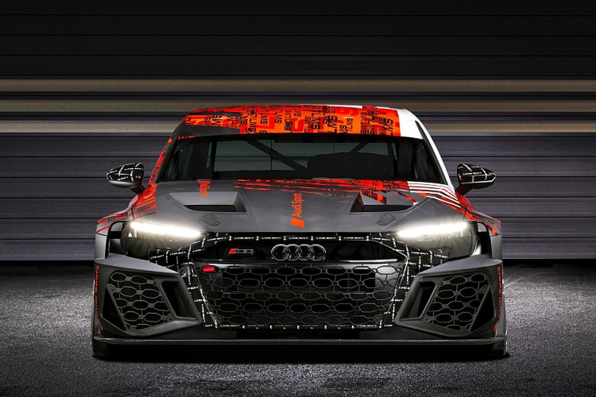Audi RS 3 LMS 2021 - xe dua hang sang an toan nhat the gioi-Hinh-3