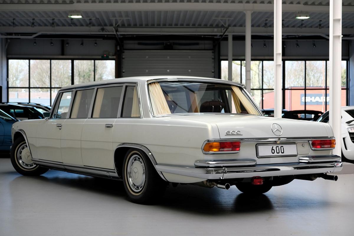 Xe sieu sang Mercedes-Benz 600 Pullman 46 tuoi hon 60 ty dong-Hinh-3