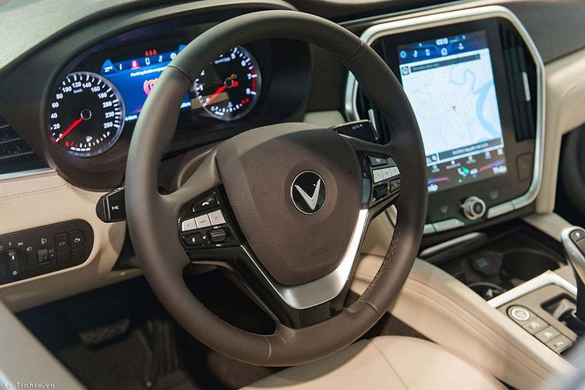 Hau ve Xuan Manh tau xe VinFast Lux A2.0 hon 1 ty dong-Hinh-4