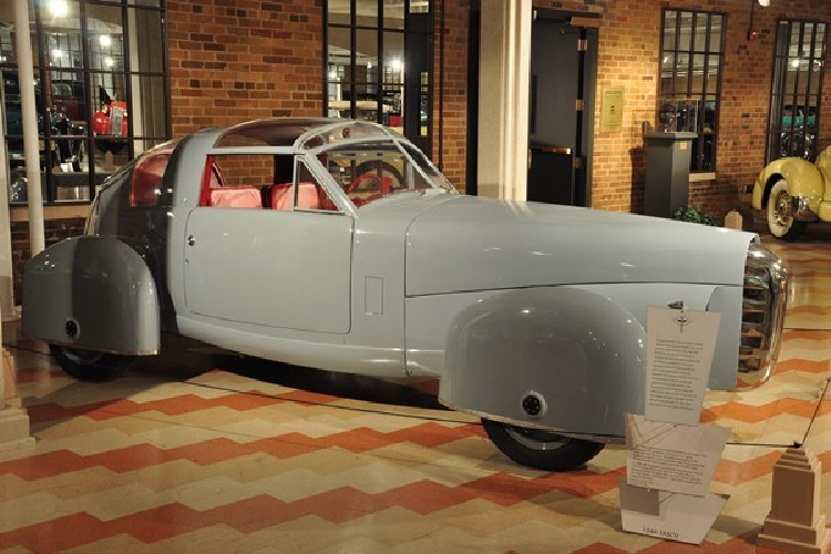 Tasco Prototype 1948 doc nhat, lay cam hung thiet ke tu may bay-Hinh-4