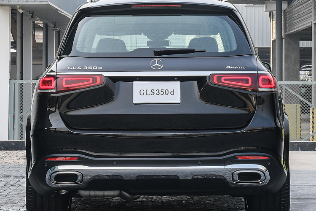 Chi tiet Mercedes-Benz GLS 350d may dau tu 4,9 ty tai Thai Lan-Hinh-3