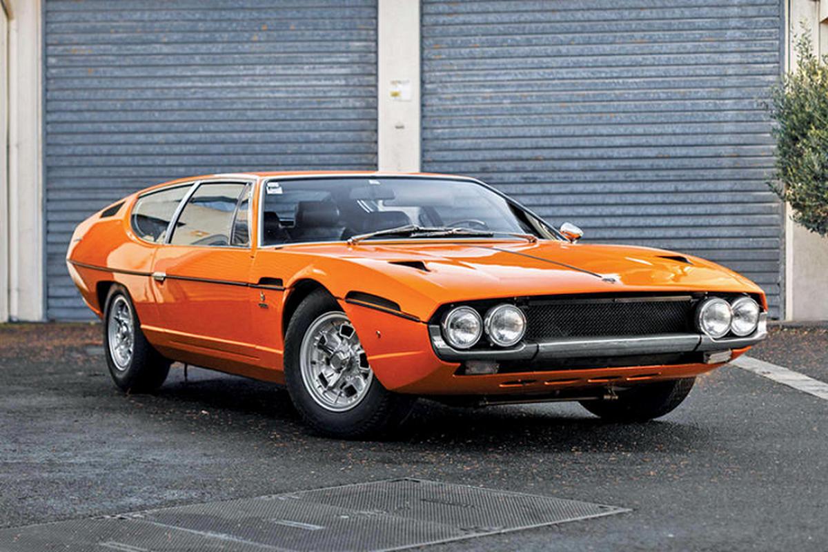 Lieu ban co biet den su ton tai cua nhung chiec Lamborghini nay?