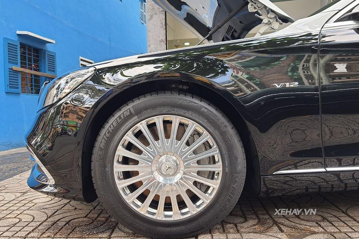 Can canh Mercedes-Maybach S650 Pullman hon 70 ty tai Sai Gon-Hinh-3